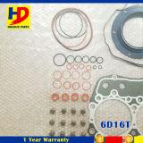 Conjunto de juntas de revisão de juntas de cabeça 6D16t para peças de motores Mitsubishi