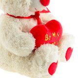 Urso novo da peluche do luxuoso do brinquedo do presente do Valentim do projeto 2016
