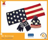 2017 The Union Flag Gants Chapeau Echarpe