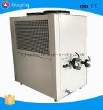 réfrigérateur 50HP refroidi à l'eau industriel de la grande capacité 150kw pour le moulage par injection