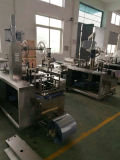 Auto Papercard Blister Packing Machine para bateria / brinquedos / Toothbush Package