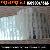 860-960MHz embutido/etiquetas de la frecuencia ultraelevada RFID de la viruta del extranjero NXP Impinj