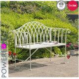 庭の錬鉄のバルコニーのベンチ屋外の家具のために使用する