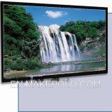 Home Cinema durables 120 pouces 16 9 L'écran à châssis fixe