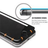 3D изогнутые закаленное стекло защитный экран для iPhone 6, 7 Plus