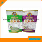 Bolso plástico del alimento del empaquetado plástico de la bolsa del alimento