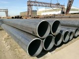 Nace Mr0175 Tubo de teste 11,8 m Tubo de aço de solda de arco submerso longitudinal para petróleo e gás