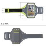 Nuevo brazal de generación de la gimnasia del deporte de la patente LED