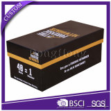 Custom Made Printing Cardboard Packaging Paper Shoe Box