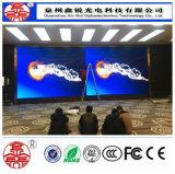 Alta definição RGB Indoor P5 LED Display Full Color SMD3528 para Publicidade