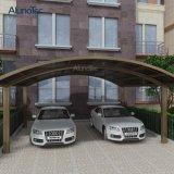 車の駐車のための経済的なアルミニウム単一のCarport