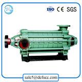 Pompe à eau centrifuge à plusieurs étages électrique horizontale physique et chimique