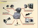 Cilindro universale di alluminio argenteo delle parti di motore del motociclo di alta qualità (SL125-Zz7)