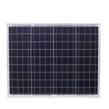 painel solar do silicone policristalino de 18V 50W