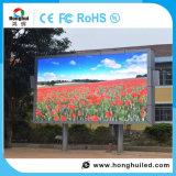 Tabellone per le affissioni esterno pieno di colore P6 LED per la pubblicità della visualizzazione
