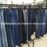 Piedi diritti di jeans delle signore (KHS002)