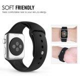 Appleの腕時計Iwatch 38mm&42mmのための柔らかいシリコーンの置換のスポーツバンド