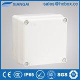 Caja de conexiones de plástico resistente al agua Caja de empalme Caja de conexiones IP65 85*85*60mm
