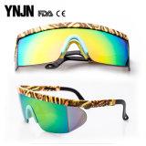 Ynjn新しいデザイン交換可能なアーム調節可能なゴーグルのサングラス
