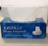 Heißer Verkaufs-Kasten-Abschminktuch, Würfel-Gewebe-Kasten hergestellt in China