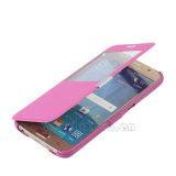 Pour Samsung Note 5 accessoires en cuir cas Smart Flip téléphone