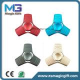 Rotation en laiton de main de personne remuante de doigt de roulement en métal de qualité