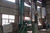 化学工業の高速回転の気流乾燥器