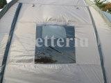 [لرج فميلي] أو مجموعة خيمة لأنّ سيارة يخيّم