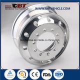 鋼鉄合金の頑丈なトラックのためのアルミニウムタイヤの車輪の縁