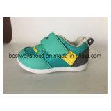 Calçado de bebê com calçado confortável e respirável