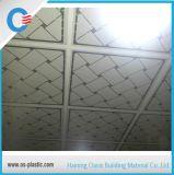 El panel de techo de sellado caliente del PVC del espesor de la anchura 7m m de 300m m