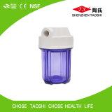 Carcaça de filtro quente da água do RO de uma venda de 10 polegadas