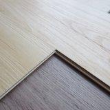 Planches de plancher de vinyle de 100% WPC/carrelages imperméables à l'eau de vinyle
