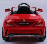 Conduite électrique de gosses sur le véhicule Mercedes