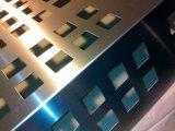 Peças de maquinaria de alumínio fazendo à máquina da fabricação de metal da folha do CNC com giro