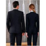 Giacca sportiva di lana del Mens di misura della giacca sportiva del Mens di disegni del vestito sottile del sarto