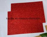 Изготовленный на заказ яркий блеск напечатал выбитый цветастый лист пены ЕВА
