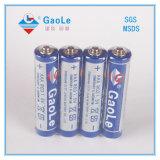AAA 1.5V R03 Batterie au chlorure de zinc (sans mercure)