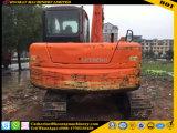 Usadas de excavadora Hatachi ZX70 de la excavadora de rueda ZX70