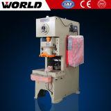 O PLC controlou a imprensa da máquina com embreagem de Pneumatc