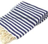 Хлопок 2017 полотенца пляжа промотирования турецкий 100% 180 GSM (FT01)