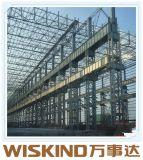 Structure en acier préfabriqués Fabrication pour l'entrepôt Villa Hotel