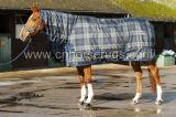 Strato dell'affluenza del cavallo della coperta di inverno del cavallo