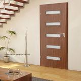 ポーチのPrehung 45mmの厚さの純木の寝室の内部ドア