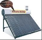 コンパクトな圧力太陽給湯装置