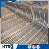 Mur annexe de l'eau de membrane de chaudière de bonne performance pour la chaudière à vapeur