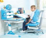 Bureau réglable ergonomique réglable en hauteur avec étagère