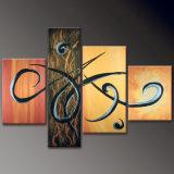 Peinture à l'huile abstraite (AB01)