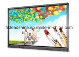 超75inch 4k HDの教育タッチ画面