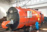 Gefäß-Dampfkessel des Öl-(Gas) abgefeuerter (WNS2-1.0-Y/Q)